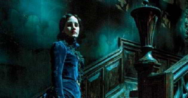 'Crimson Peak': Primeira imagem do filme de terror de Del Toro