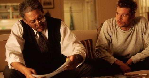 Fincher e Pitt confirmam uma sequela de 'Seven - 7 Pecados Mortais'