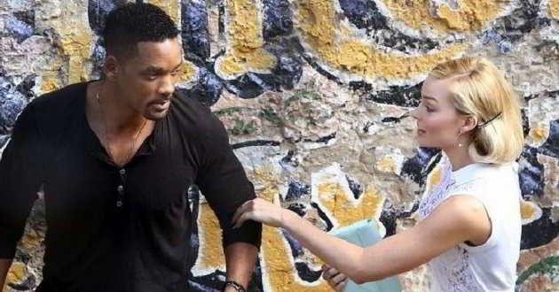 'Focus': Pósteres individuais com Will Smith e Margot Robbie