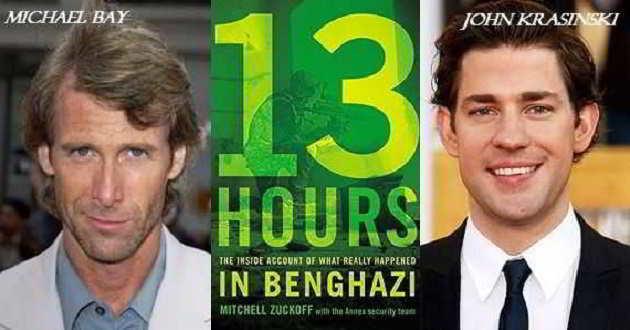 '13 Hours': John Krasinski no drama político de Michael Bay