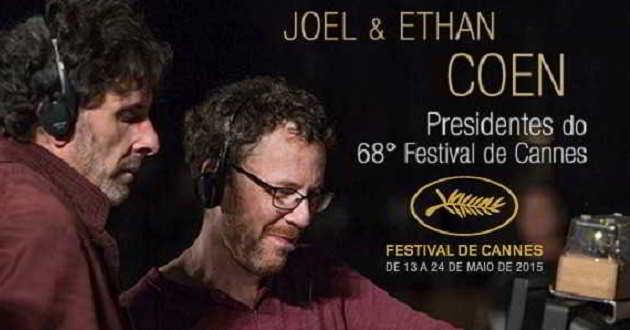 Festival de Cannes 2015: Irmãos Coen vão ser presidentes do júri