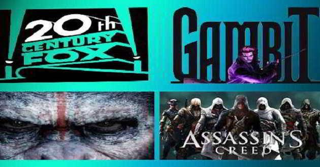 20th Century Fox anunciou as datas de lançamentos de vários filmes