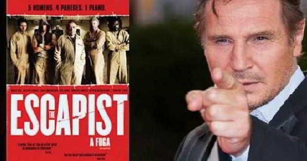 'The Escapist': Remake vai ter como protagonista Liam Neeson