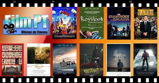 'Os Melhores Filmes de 2014': As escolhas de Film PT