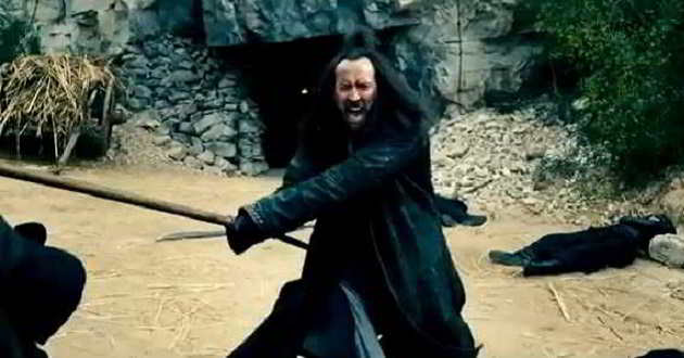 'Outcast': Veja o segundo trailer com Nicolas Cage