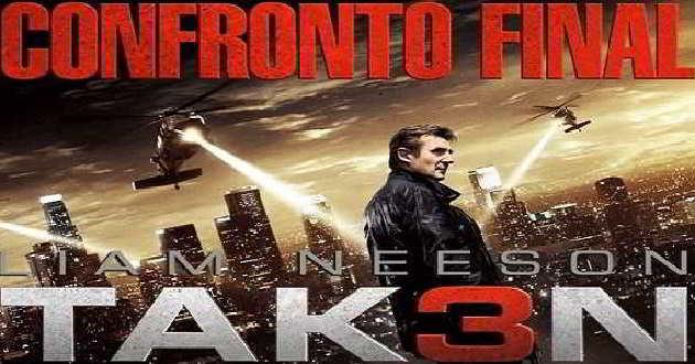 Box Office EUA: 'Taken 3' filme com Liam Neeson no primeiro lugar