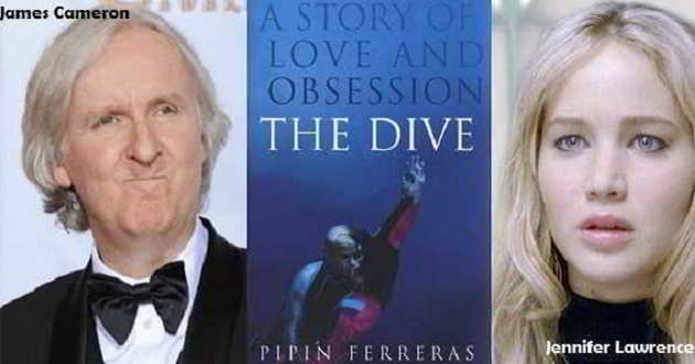 Jennifer Lawrence vai estrelar o novo projeto de James Cameron 'The Dive'