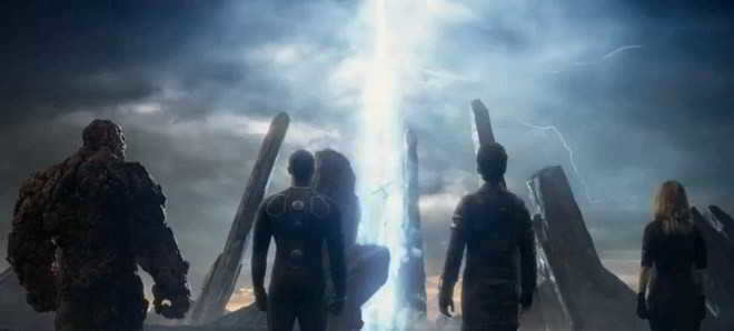 Divulgado o primeiro teaser trailer legendado e o poster de 'The Fantastic Four'