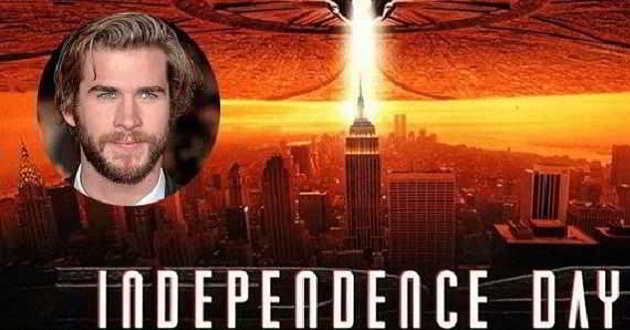 'Independence Day 2': Liam Hemsworth abordado para ser o protagonista