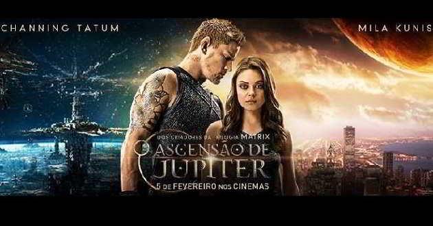 Confira uma edição especial de 10 posters de 'A Ascensão de Júpiter'