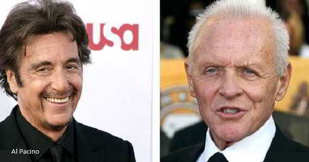 'Beyond Deceit': Anthony Hopkins e Al Pacino em negociações