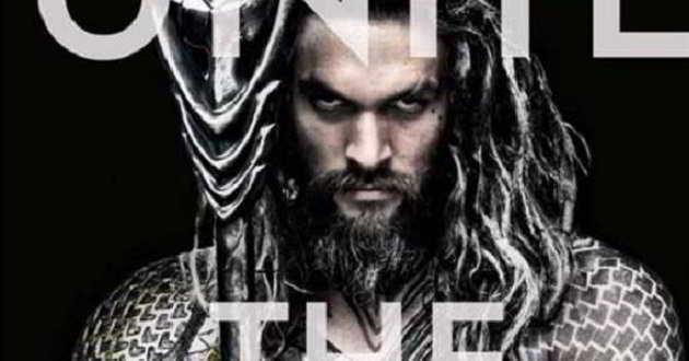 Revelada a primeira imagem de Jason Momoa como Aquaman