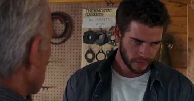 Assista ao trailer de 'Cut Bank' com Liam Hemsworth e John Malkovich