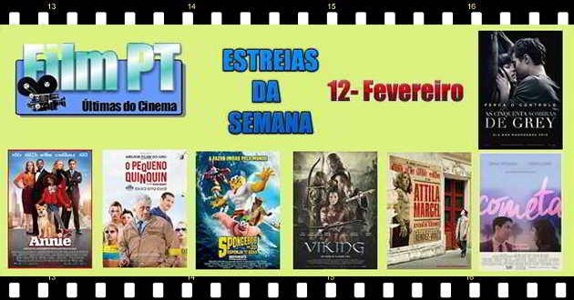 Estreia de filmes em Portugal: 12 de fevereiro de 2015