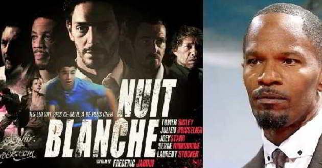 Jamie Foxx vai protagonizar remake do filme francês 'Nuit Blanche'