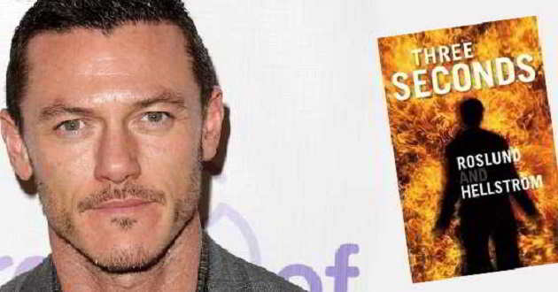 Luke Evans no papel principal do thriller 'Three Seconds'