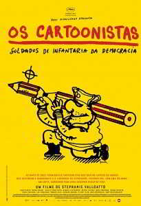 OS CARTOONISTAS – SOLDADOS DE INFANTARIA DA DEMOCRACIA