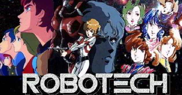 'Robotech': Warner Bros. volta a insistir na adaptação em live-action