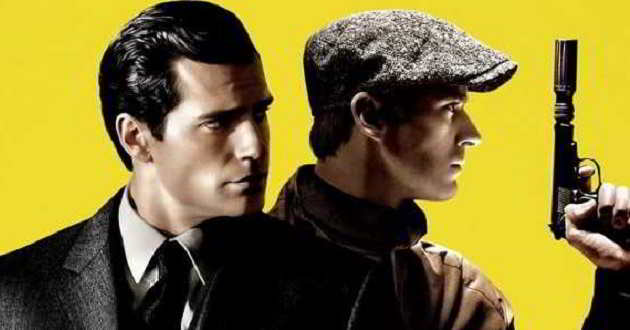 Primeiro poster e trailer português de 'O Agente da U.N.C.L.E.'
