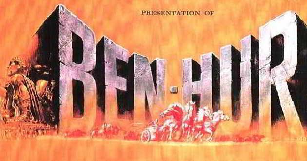 Anunciado o início das filmagens do remake de 'Ben Hur'