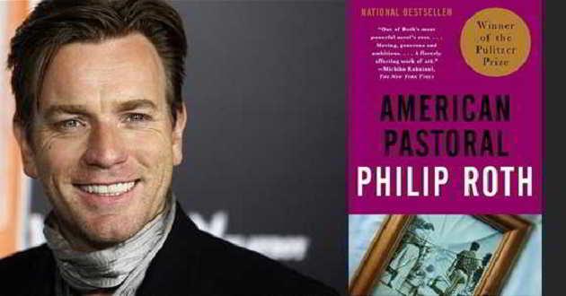 Ewan McGregor vai realizar e protagonizar a adaptação de 'American Pastoral'
