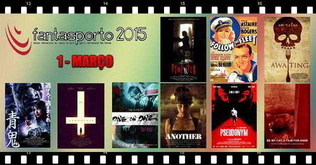 Confira o programa para domingo do FantasPorto 2015
