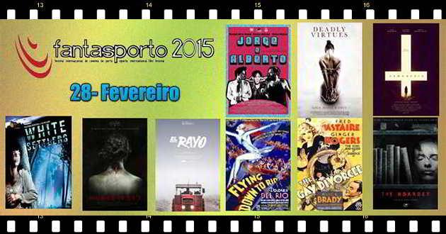 FantasPorto 2015: Veja a programação para o próximo sábado