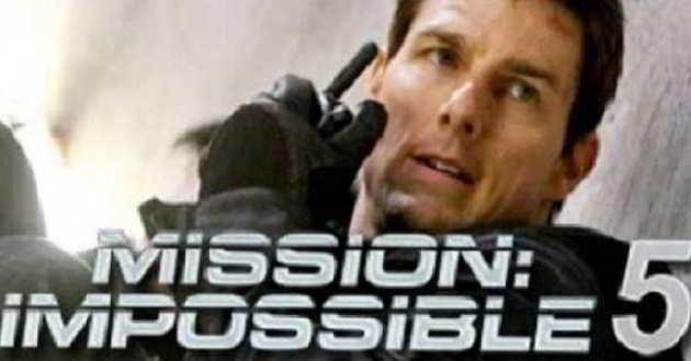 'Missão Imposível 5': Filmagens interrompidas, mas realizador nega