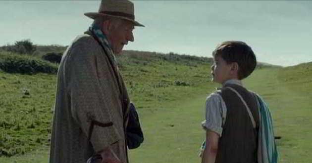 'Mr. Holmes': Veja Ian McKellen no primeiro videoclipe