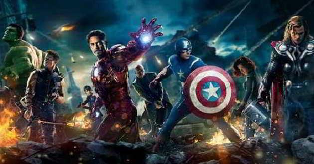 Veja posters individuais inéditos de 'Vingadores: A Era de Ultron'