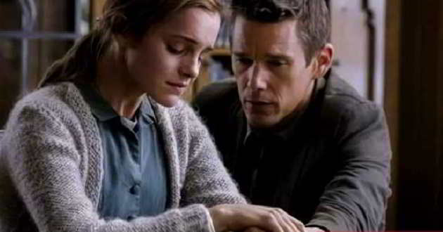 Emma Watson e Ethan Hawke no primeiro trailer de 'Regression'