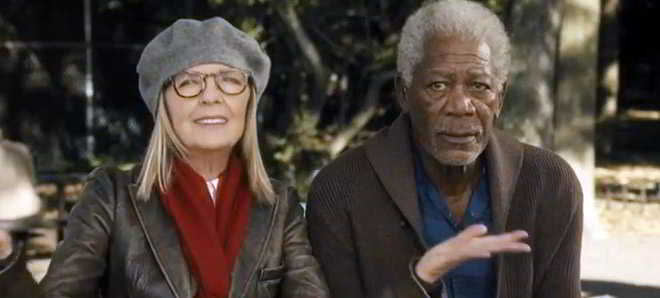 Assista ao trailer do drama '5 Flights Up' com Morgan Freeman