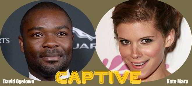 'Captive': Thriller com Kate Mara e David Oyelowo já tem data de estreia