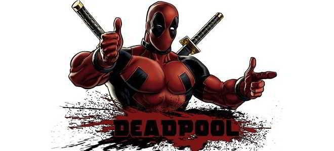 Divulgada a primeira imagem e o logo de 'Deadpool'