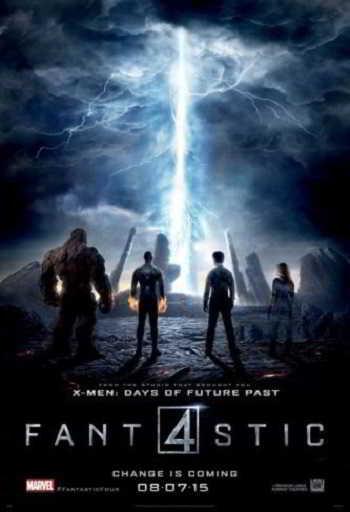 Fantastic Four_novo poster