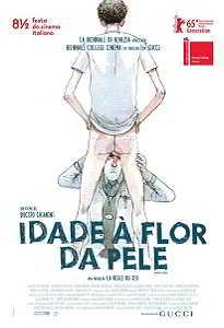 IDADE À FLOR DA PELE