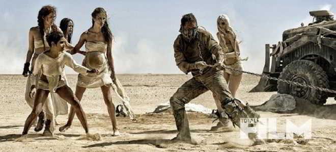 Divulgadas novas imagens de 'Mad Max: Estrada da Fúria'