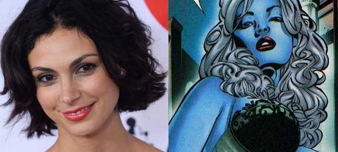 'Deadpool': Morena Baccarin confirmada como a mutante Copycat