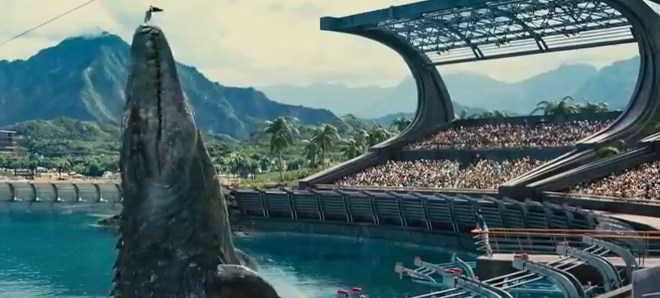 'Mundo Jurássico': Divulgado novo spot televisivo