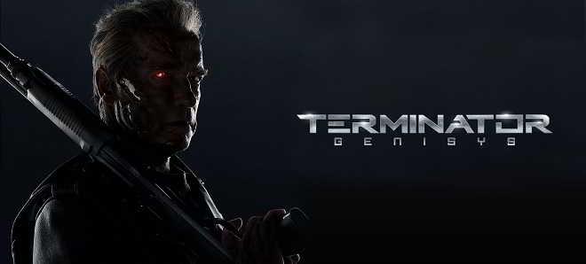 Paramount divulga cartaz animado de 'Exterminador: Genisys'