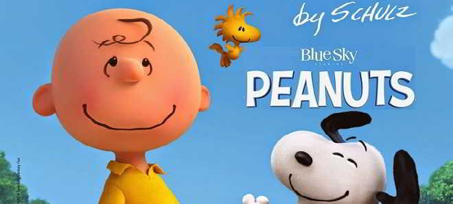 'Peanuts: Snoopy & Charlie Brown - O Filme': Veja 4 posters individuais