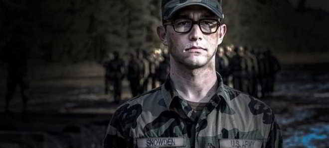 Imagens de Joseph Gordon-Levitt como Edward Snowden