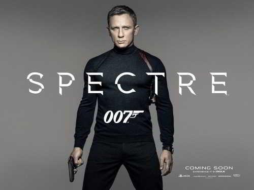 Spectre_james bond_teaser poster