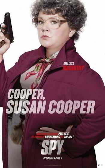 Spy_poster susan cooper