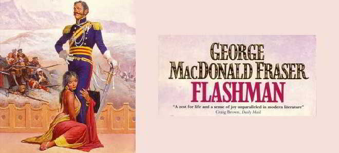 Ridley Scott vai adaptar ao cinema a série de romances 'The Flashman Papers'