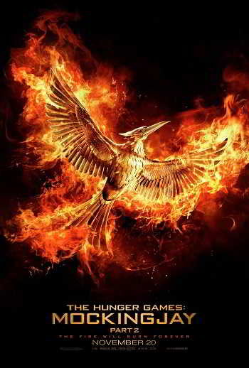 The Hunger Games Mockingjay_Part 2_poster