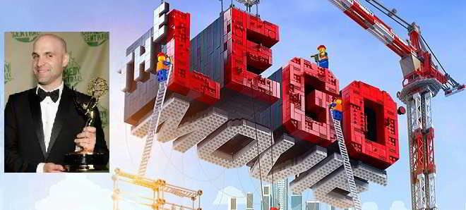 Rob Schrab estreia-se como realizador na sequência de 'O Filme Lego'
