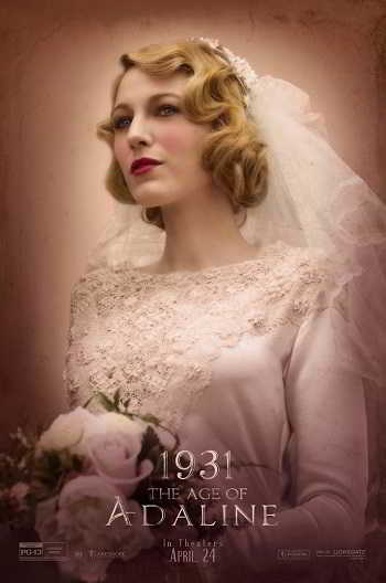 The age of adaline_poster2