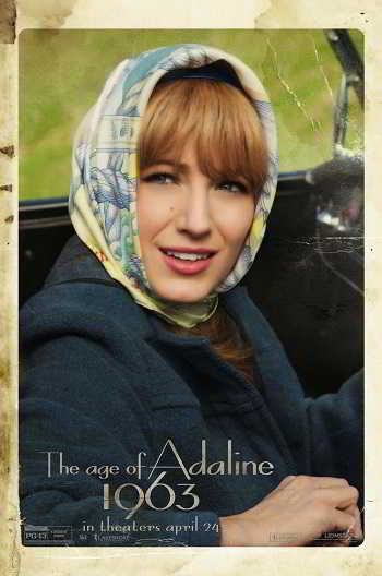 The age of adaline_poster5