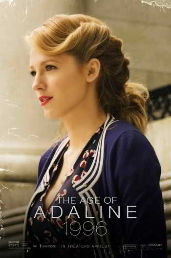 The age of adaline_poster8